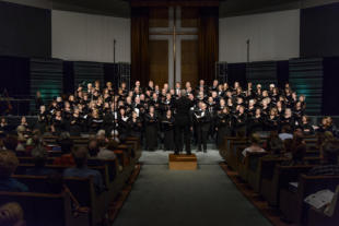 Main Chorale - Celtic Concert